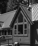 Custom addition/remodel for a cabin in Butte Meadows, California